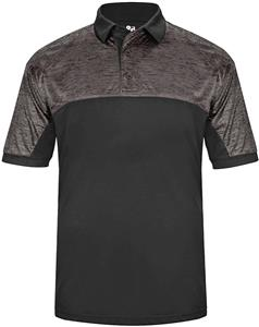 Badger Adult Tonal Blend Polo