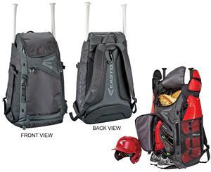 Easton E610CBP Catchers Custom Baseball Backpack - Baseball ... 4d60d7281d25