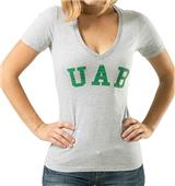 Univ Alabama Birmingham Game Day Women's Tee