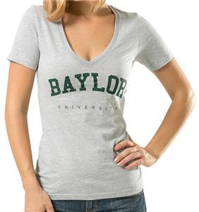 WRepublic Baylor University Game Day Women's Tee