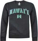 WRepublic University Hawaii College Crewneck