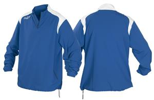 Rawlings Adult Youth Quarter-Zip Force Jacket