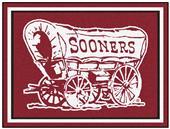Fan Mats NCAA University of Oklahoma 8'x10' Rug