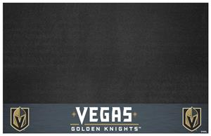 c27435af4 Fan Mats NHL Vegas Golden Knights Grill Mat - Fan Gear