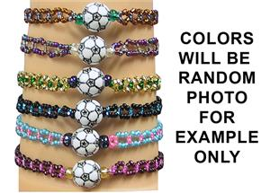 soccer ball bracelets unique christmas gifts