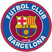 Fan Mats MLS FC Barcelona Roundel Mat