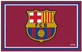 Fan Mats MLS FC Barcelona 4x6 Rug