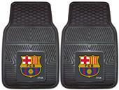 Fan Mats MLS FC Barcelona Vinyl Car Mats (set)