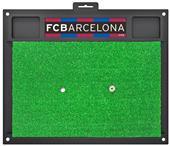 Fan Mats MLS FC Barcelona Golf Hitting Mat