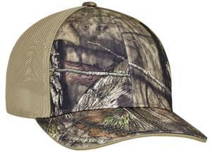 Pacific Headwear 694M Universal Camo Trucker Caps