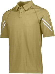 Holloway Adult Flux Polo. Embroidery is available on this item.