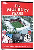 Arsenal- The Highbury Years (DVD)
