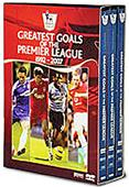 Premier League Greatest Goals- 3 DVD Box Set (DVD)