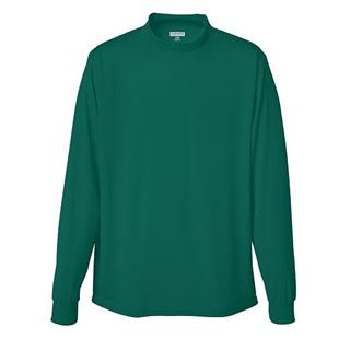 Augusta Youth Wicking Mock Turtleneck - C/O