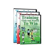 Training Girls and Women To Win 3 DVD Set (DVD)
