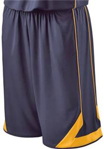 Holloway Ladies' Carthage Basketball Shorts - C/O