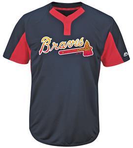 MLB Premier Eagle Braves Baseball Jersey - Fan Gear 7513b86f8