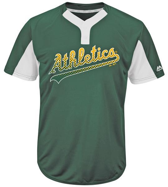 on sale 65923 c525d MLB Premier Eagle Oakland Athletic Baseball Jersey
