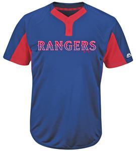 MLB Premier Eagle Texas Rangers Baseball Jersey