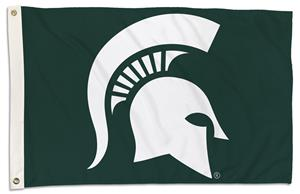 College Michigan State 2'x3' Flag w/Grommet