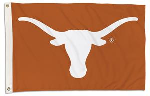 College Texas Longhorns 2'x3' Flag w/Grommet