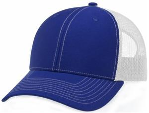 ca285311927 Richardson 112 Twill Mesh Snapback Trucker Cap CO - Closeout Sale ...