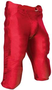 NEW INTEGRATED YOUTH FOOTBALL GAME PANT W// SEWN IN PADS