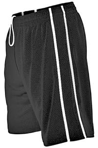 Alleson Adult Youth Dri Mesh Pocketed Train Short
