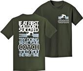 Utopia Coach Told You Soccer T-Shirt