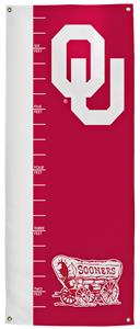 Collegiate Oklahoma Growth Chart Banner