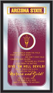 Holland Arizona State University Fight Song Mirror. Free shipping.  Some exclusions apply.