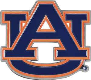 Fan Mats NCAA Auburn Univ Colored Vehicle Emblem