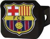 Fan Mats MLS FC Barcelona Black/Color Hitch Cover