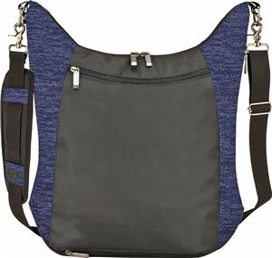 Golden Pacific Cross Body Gym Bag. Embroidery is available on this item.