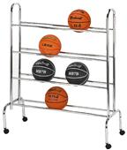 Four Levels Ball Rack Carriers-Holds 16 Balls