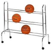 Three Levels Ball Rack Carriers