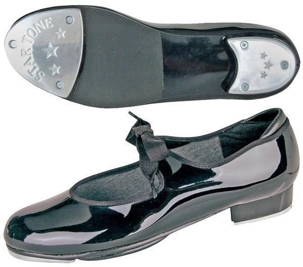 Danshuz Toddler White Value Comfort Tap Shoes