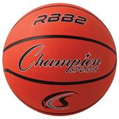 Champion Sports Junior Size 5 Rubber Basketballs