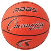 Champion Sports Mini Size 3 Rubber Basketball