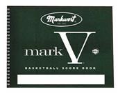 Markwort Mark V Basketball Scorebooks 37 Games