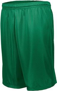 "Augusta Longer Length Tricot Mesh 9"" Shorts"