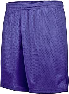 Augusta Adult Youth Tricot Mesh Short 7""