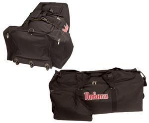 Nokona Team Gorilla Equipment Baseball Bags Wheels