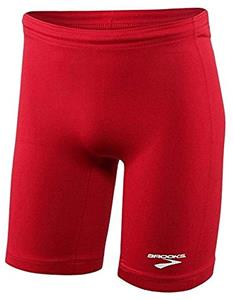 "Mens Wicking Athletic Sprinter Tights 9"" Shorts"