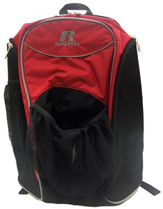 Russell Athletic Triple Play Volleyball Backpack. Embroidery is available on this item.