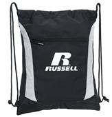 Russell Athletic Deluxe Drawstring Backpack CO