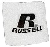 "Russell Athletics 2"" Wrist Band PAIR CO"
