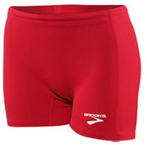 """Brooks Ladys 3"""" In Low Rise Sprinters Shorts- CO"""