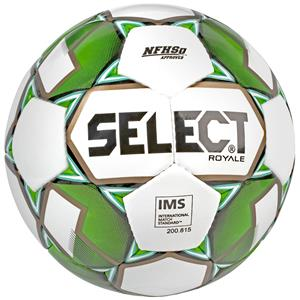 Select Royale NFHS/IMS Soccer Balls. Free shipping.  Some exclusions apply.