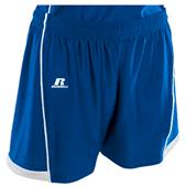 "Womens Wicking 5"" Inseam Mesh Low Rise Shorts"